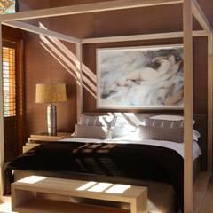 Modern style bedroom by M&M Designs Modern