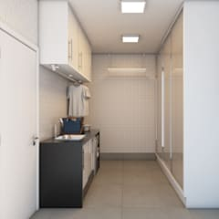 Schlafzimmer von Caio Pelisson - Arquitetura e Design