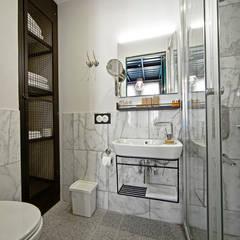 Stok Mimarlık / Tasarım / Atölye – Raven Suites: endüstriyel tarz tarz Banyo