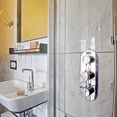 Stok Mimarlık / Tasarım / Atölye – Raven Suites:  tarz Banyo