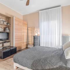 اتاق خواب توسطFacile Ristrutturare, مدرن