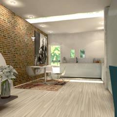 loft:  Keuken door Tektor interieur & architectuur