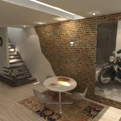 loft: eclectische Eetkamer door Tektor interieur & architectuur
