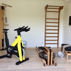 Ruang Fitness by Athletica Design