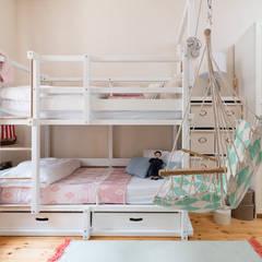 Kinderzimmer: skandinavische Kinderzimmer von CARLO Berlin - Architektur & Interior Design