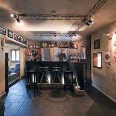 Wine cellar by w. raum Architektur + Innenarchitektur