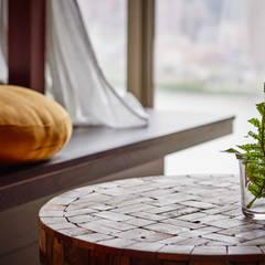 旅行的記憶_漫遊峇里島:  臥室 by 有偶設計 YOO Design