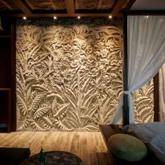 جدران تنفيذ 有偶設計 YOO Design