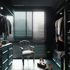:  Dressing room by Taipei Base Design Center