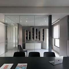:  Study/office by Taipei Base Design Center