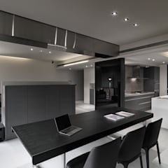 :  Dining room by Taipei Base Design Center