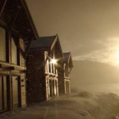 Finnscania Hotel Fachwerk Resort Norwegen Nähe Tromsø:  Hotels von Finnscania Blockhausfabrik