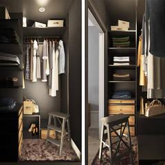 غرفة الملابس تنفيذ OBJECT