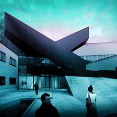 Музеи в . Автор – AMAART architects