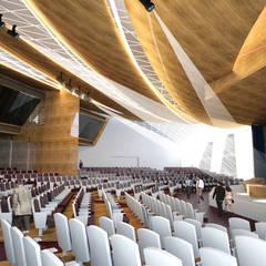 Acımert Mimarlık Danışmanlık Ltd. Şti. – MÜSİAD Uluslararası Ticaret Merkezi, İstanbul:  tarz Kongre Merkezleri
