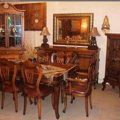 Baloğlu Mobilya - Avangarde & Country & Provincial – ürünlerimiz:  tarz Yemek Odası