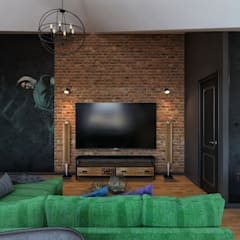 Media room by Loft&Home