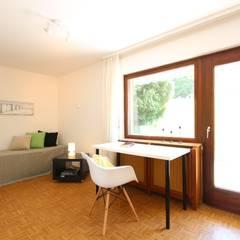 Arbeitszimmer:  Arbeitszimmer von Birgit Hahn Home Staging