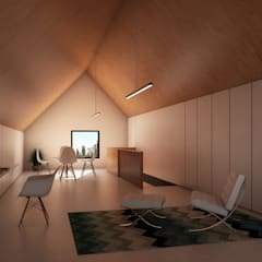 Study/office by BDB Arquitectura