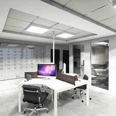 Study/office by Grupo JOV Arquitectos