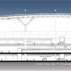 Flughäfen von TECNICAD ARQUITECTURA