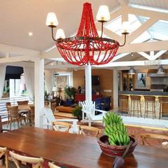 by Studio 262 - arquitetura interiores paisagismo Tropical