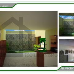 Projekty,  Centra wystawowe zaprojektowane przez Ecourbanismo
