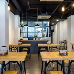 Kinmoo : The Thai Noodle House:  Gastronomy by Y&T Pte Ltd,Rustic