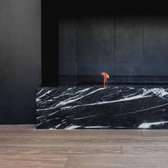 HOUSE 1: styl , w kategorii Siłownia zaprojektowany przez Luxon Modern Design Łukasz Szadujko