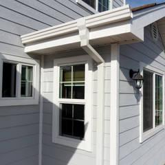 팀버하우스 포천 가족주택 프로젝트: Timber house의  주택
