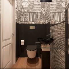 Baños de estilo  por Anastasia Yakovleva design studio