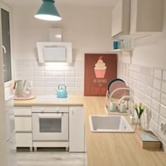 Kitchen by Pasja Do Wnętrz, Scandinavian