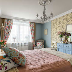 Country style bedroom by Belimov-Gushchin Andrey Country