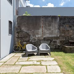 LAC Jardins indutriais por a*l - alexandre loureiro arquitectos Industrial