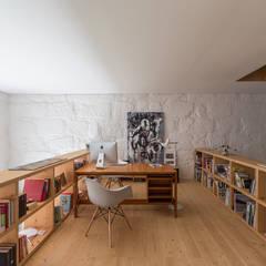 industrial Study/office by a*l - alexandre loureiro arquitectos