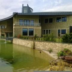 Swinhay House:  Houses by Austin Design Works