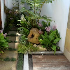 Cottage Garden:  Garden by Greenacres Cape landscaping