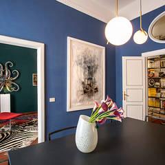 Столовые комнаты в . Автор – studioQ, Колониальный