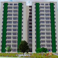 Propuesta Proyecto - Areas comunes: Casas de estilo  por Atahualpa 3D