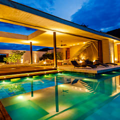 Pool by Arquitectura en Estudio