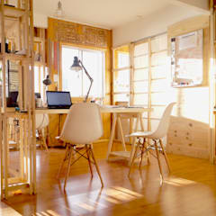 modern Study/office by Taller Independiente - Arquitectura & Diseño