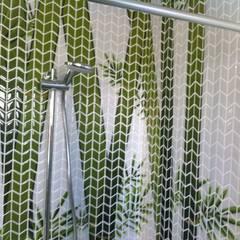 BAGNO GREEN: Bagno in stile  di GEMANCO DESIGN SRL