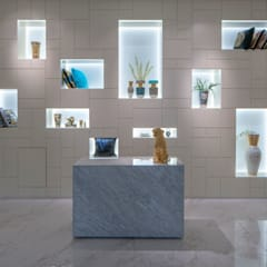 Creativo Design Space: Centri commerciali in stile  di Cotefa.ingegneri&architetti