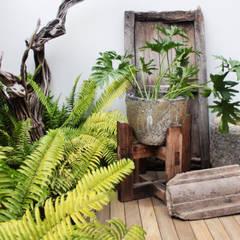 un rincon secreto: Jardines de estilo  de gpinteriorismo