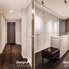 고급스런 클래식의 향연 클래식스타일 드레싱 룸 by Design A3 클래식