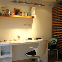 Arbeitszimmer von KDF Arquitectura, Modern