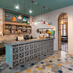 Gastronomy by KDF Arquitectura