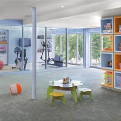 :  Gym by Eisner Design