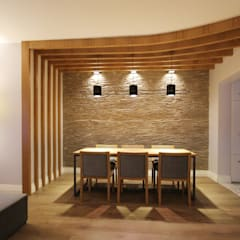ÖZHAN HAZIRLAR İÇ MİMARLIK – NOB Apartment :  tarz Oturma Odası
