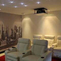 Wohnzimmer von IngeniARQ